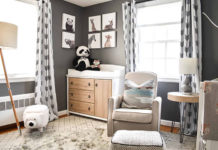 Nursery Ideas that will Last Beyond a Toddler's Lifetime