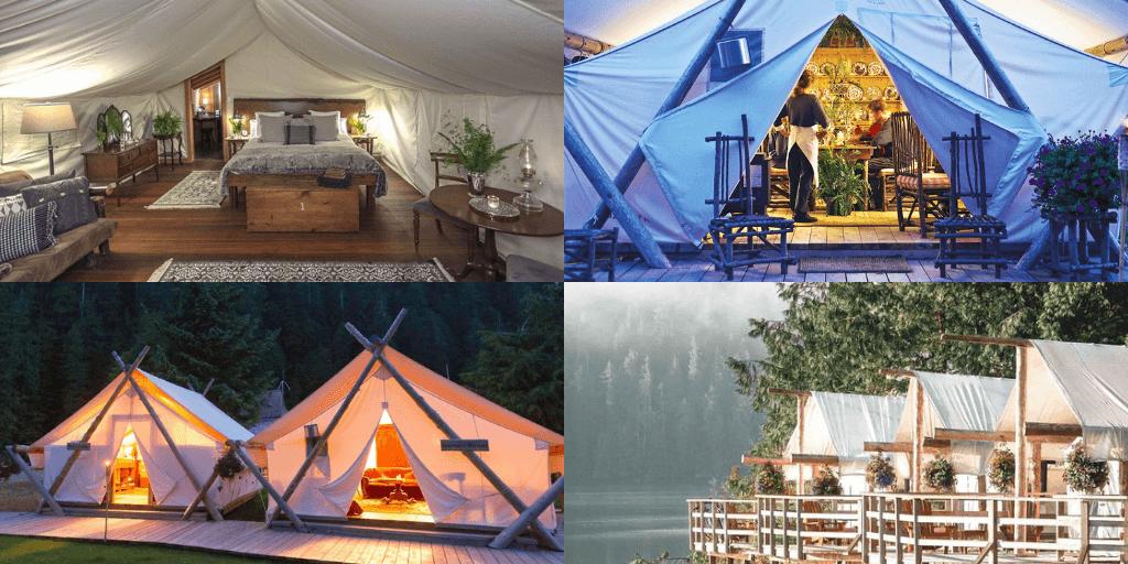 Clayoquot Wilderness Resort in Canada