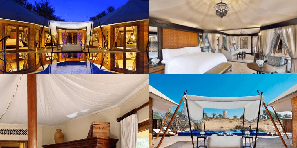TheRitz Carlton Ras Al Khaimah in Al Wadi Desert UAE