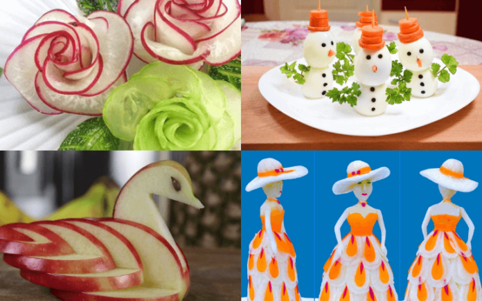 10 Outstanding Garnish Ideas for Your Meals