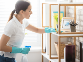 6 House Cleaning Tips and Tricks
