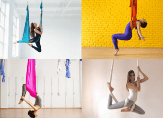 Aerial Yoga Guides for Beginners – What to Know and How to Do