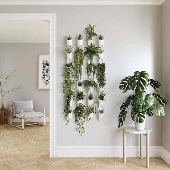 10 Wall Décor Ideas to Upgrade Your Room- Hangin Plants