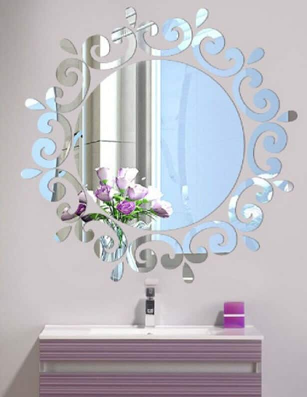 10 Wall Décor Ideas to Upgrade Your Room- Mirror