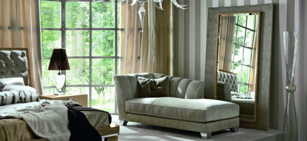Interior Design- 6 Ways to Add Seating in Your Bedroom- Chaise Lounge