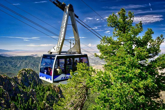 7 Best Spring Destinations in US- Albuquerque