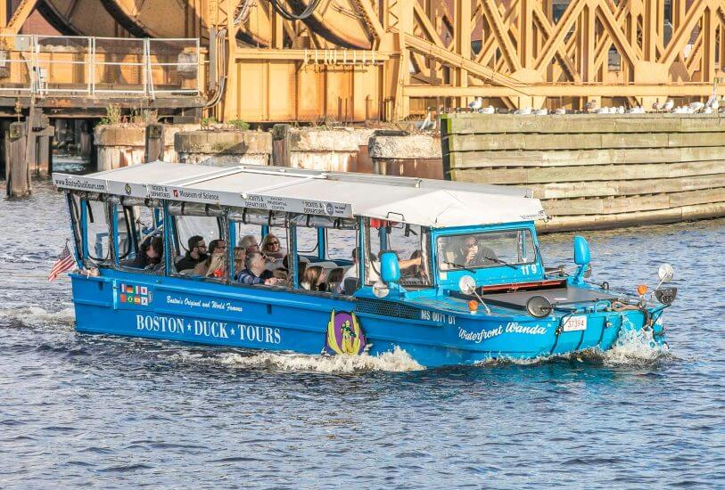 7 Best Spring Destinations in US- Boston