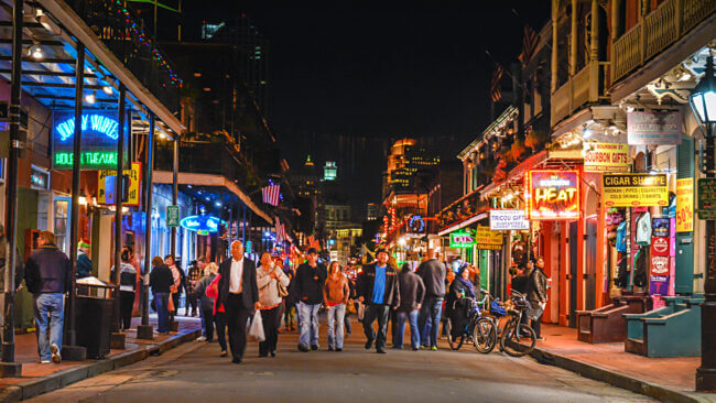 7 Best Spring Destinations in US- New Orleans