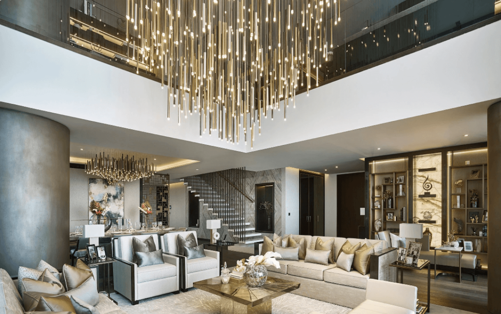 The Best Luxury Interior Design Tips to Improve Your Home- High End Lighting