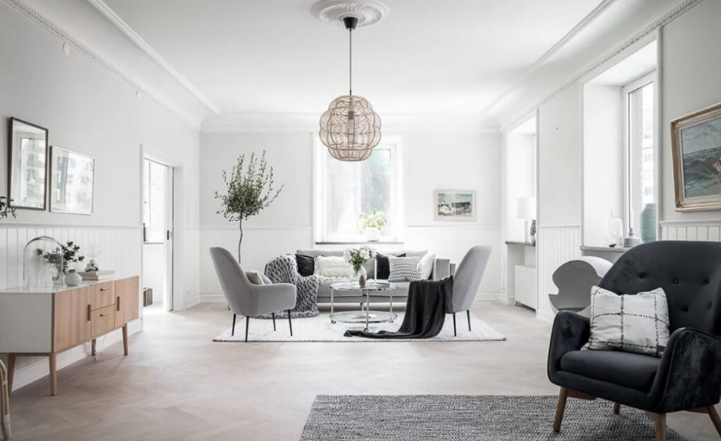 The Best Luxury Interior Design Tips to Improve Your Home- Monochromatic Design