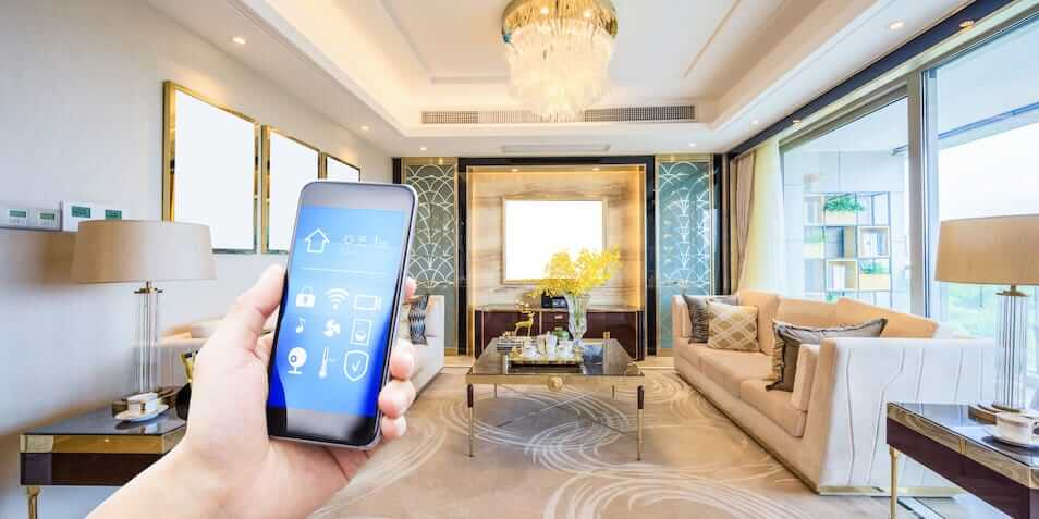 The Best Luxury Interior Design Tips to Improve Your Home- Smart Home