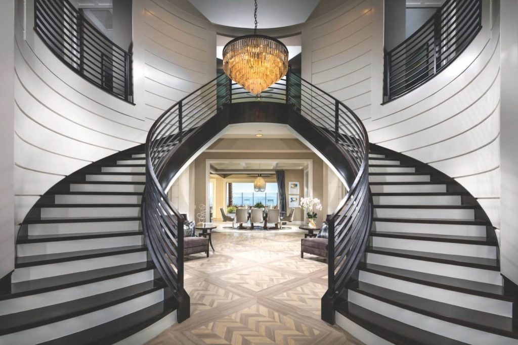 The Best Luxury Interior Design Tips to Improve Your Home- Stairs