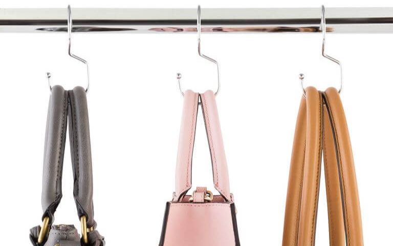 10 Organizing Tips for Your Accessories- Rack for Bags