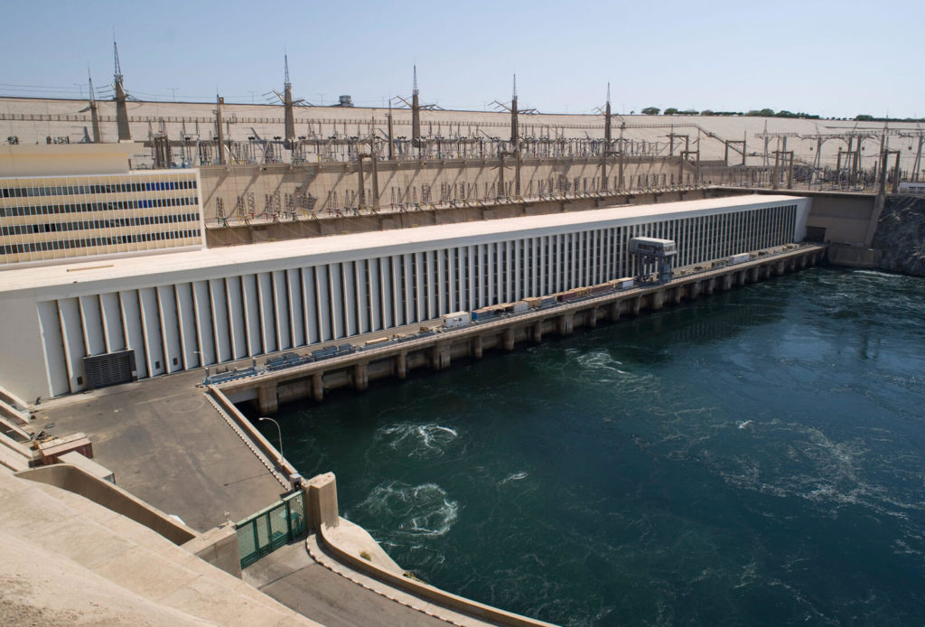 12 Best Places to Visit in Ancient Egypt- Aswan High Dam