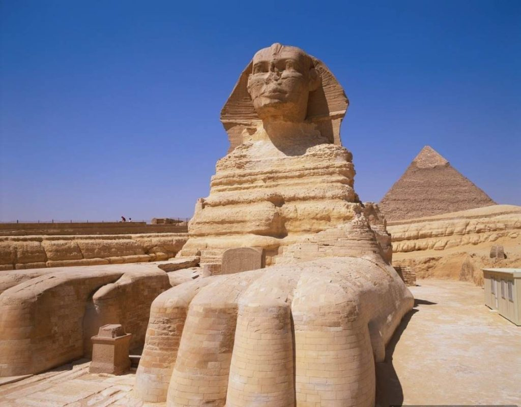12 Best Places to Visit in Ancient Egypt- Great Sphinx