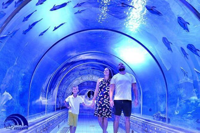 12 Best Places to Visit in Ancient Egypt- Hurghada Grand Aquarium