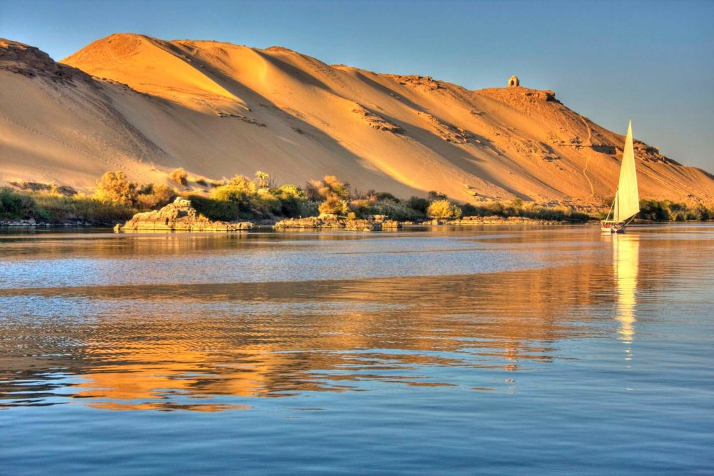 12 Best Places to Visit in Ancient Egypt- the Nile River