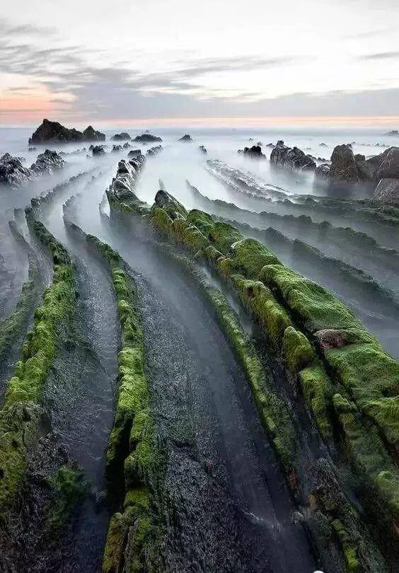 Best Vacation Spots in the World You Better Not Miss – Part 1- Flysch Rock