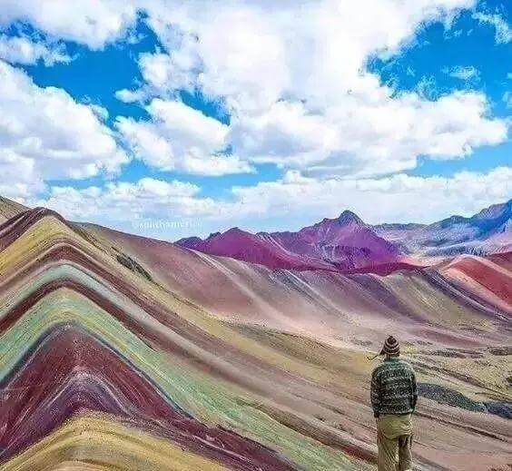 Best Vacation Spots in the World You Better Not Miss – Part 1- Rainbow Mountain