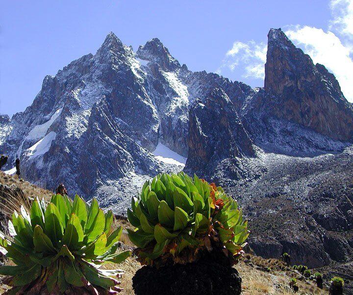 11 Spectacular Travel Destinations You Should Visit in Kenya- Mt Kenya