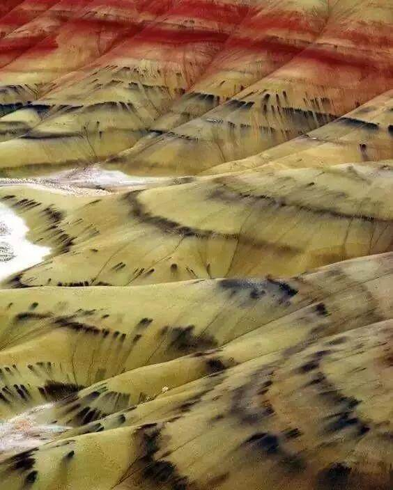 Best Vacation Spots in the World You Better Not Miss – Part 3- Painted Mountain