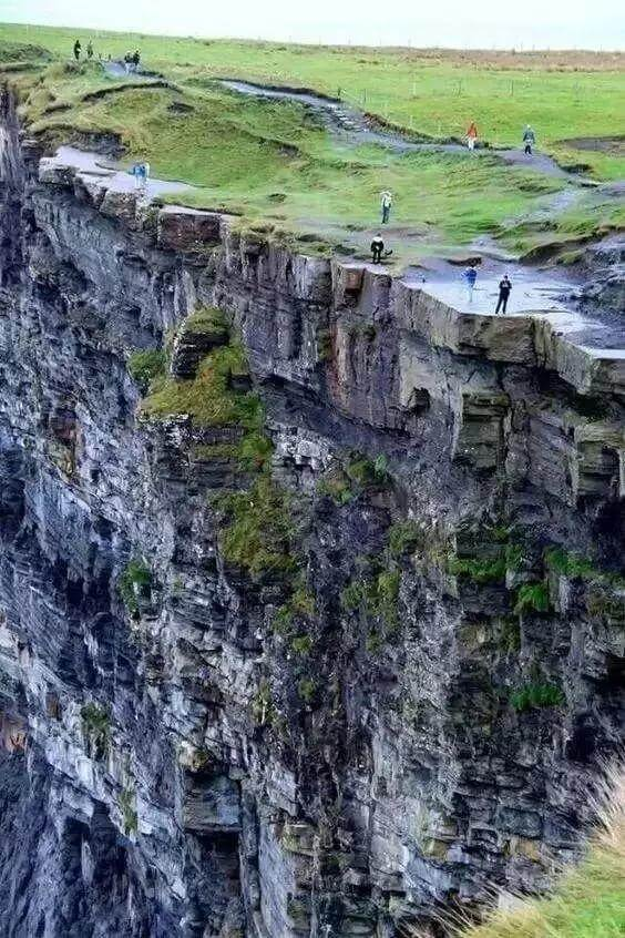 Best Vacation Spots in the World for your Bucket List – Part 2- Cliffs of Moher, Ireland