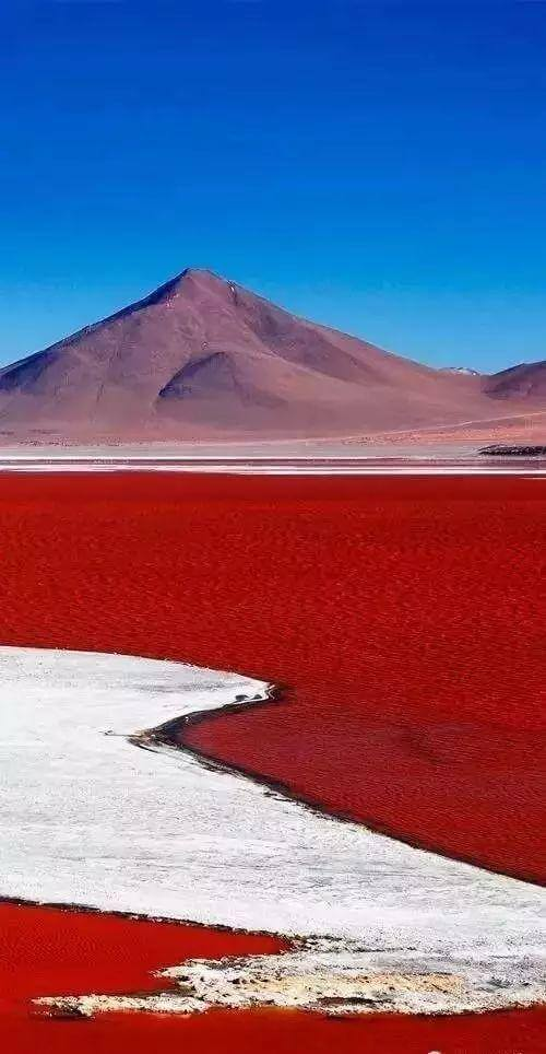 Best Vacation Spots in the World for your Bucket List – Part 2- Lake Colorado, Bolivia