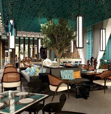 interior design, restaurant design
