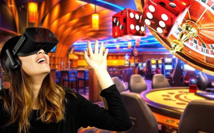 What are Virtual Reality Casinos